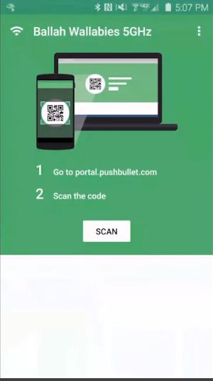 نقل الملفات بسرعة صاروخية من الكمبيوتر إلى الهاتف Portal WiFi File Transfers
