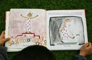 Libro infantil Así es la vida