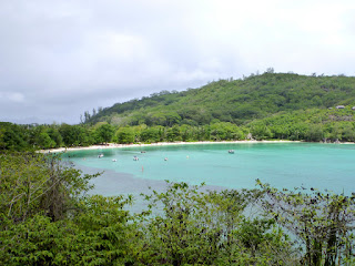 Baie de Port Launay - Mahe - Seychelles