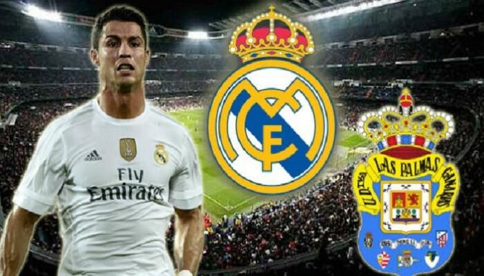 Ver Partido Real Madrid vs Las Palmas ONLINE