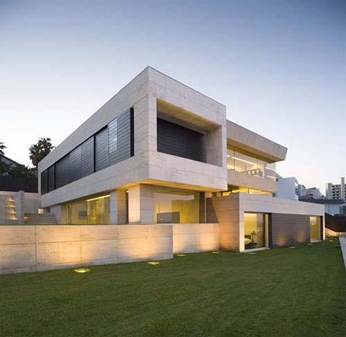 Planning modern house modern house plans designs 2014