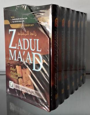 "Kitab ""Zadul Ma'ad, Bekal Perjalanan Akhirat"""
