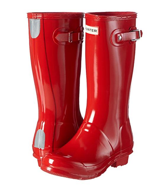 Amazon: Hunter Original Tall Gloss Boots only $35 + $9 Shipping!