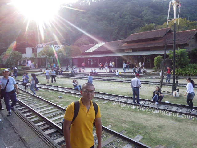 Sun Moon Lake Jiji Line