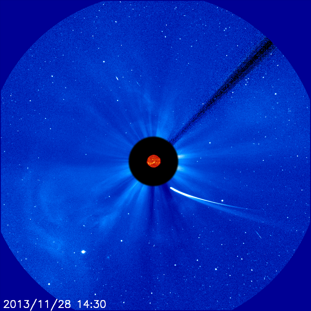 Astronomy and Space News - Astro Watch: Is ISON Dead? No ...