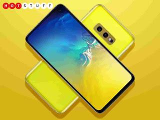 Cara Terbaru Flash Samsung Galaxy S10E via Odin
