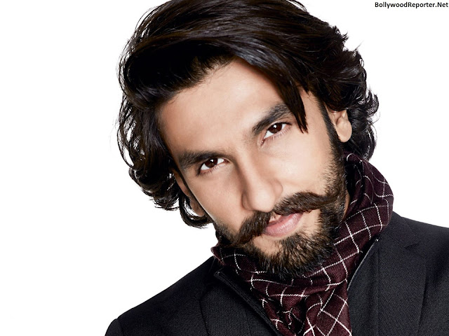 ranveer singh first job
