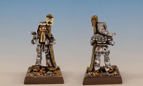 Talisman Pilgrim, Citadel Miniatures (1986, sculpted by Aly Morrison)