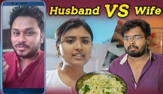 Husband VS Wife | VJ SIDHU | Quarantine Tips