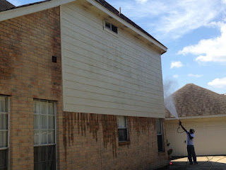 Morck Cleaning How To Clean House Siding With A High