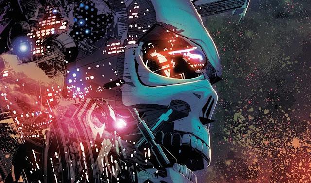 Guía Universo cósmico Marvel