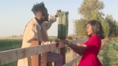 VIDEO Mr Eazi ft Simi – Surrender
