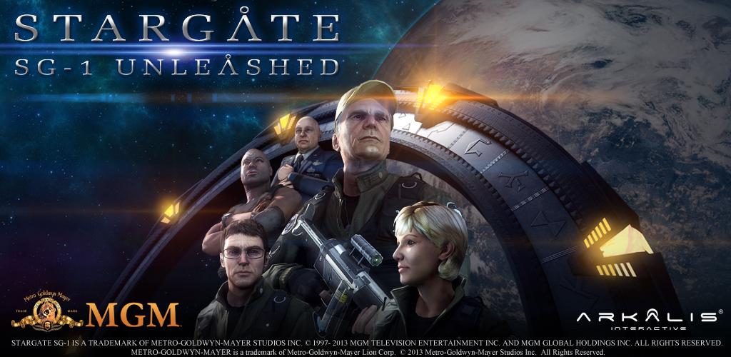 Stargate SG-1: Unleashed Ep 1   SGCommand   …