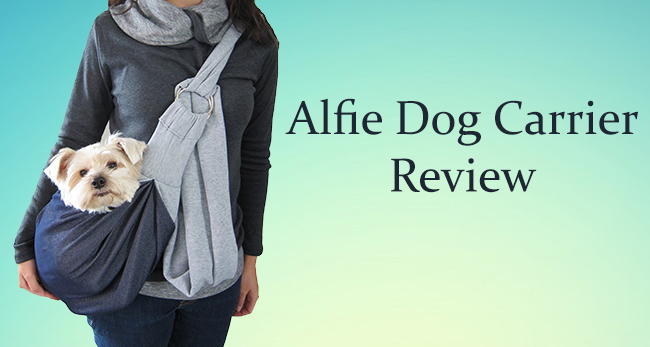 Alfie Dog Carrier