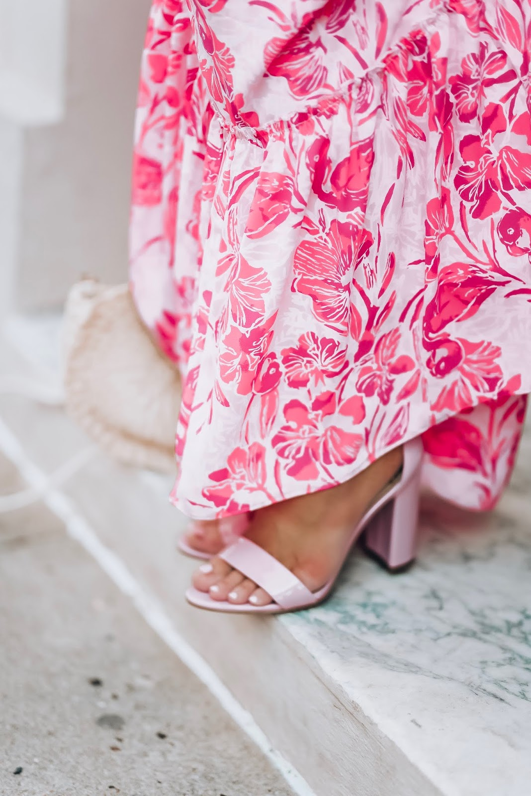 Lilly Pulitzer Melody Maxi Dress in Charleston, SC. - Something Delightful Blog