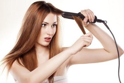 Penyebab Utama Rambut Menjadi Rusak