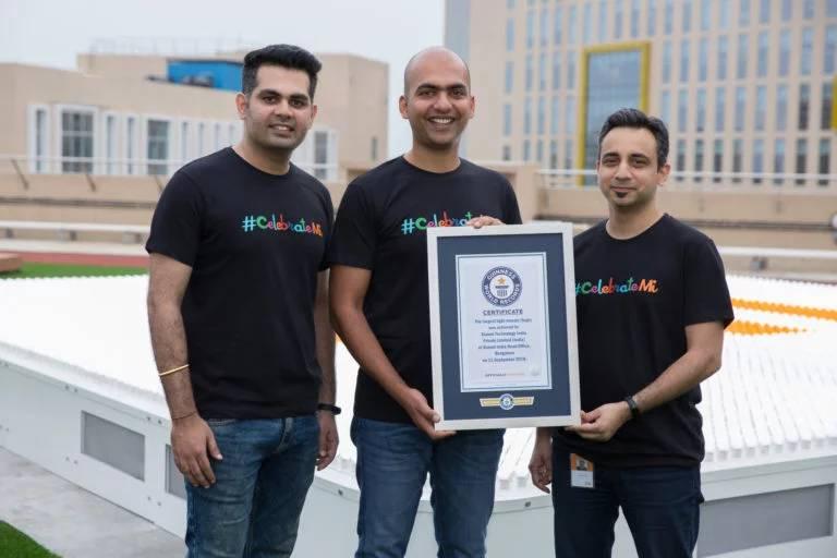Xiaomi India Meraih Penghargaan Guinness World Record (gizmochina.com)