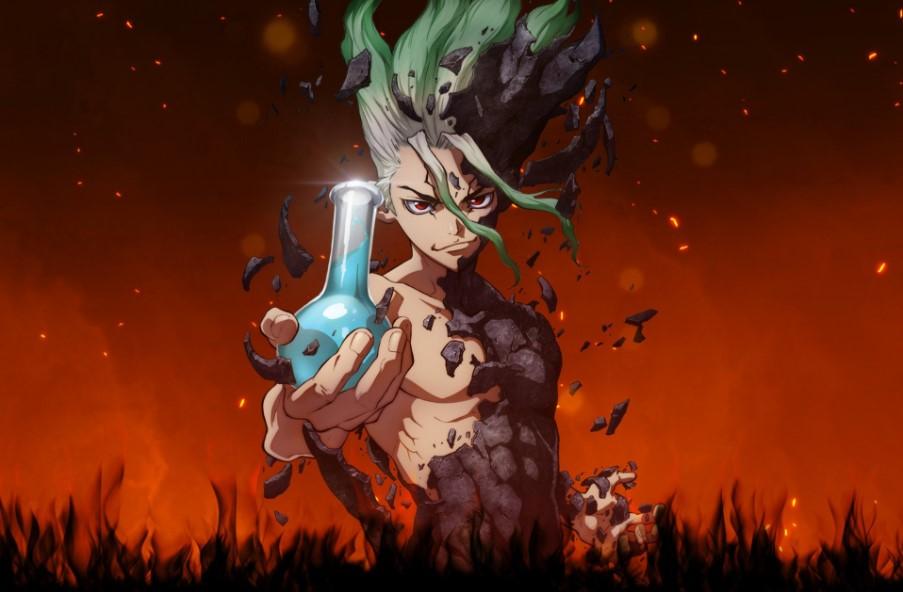 Anime Dr. Stone