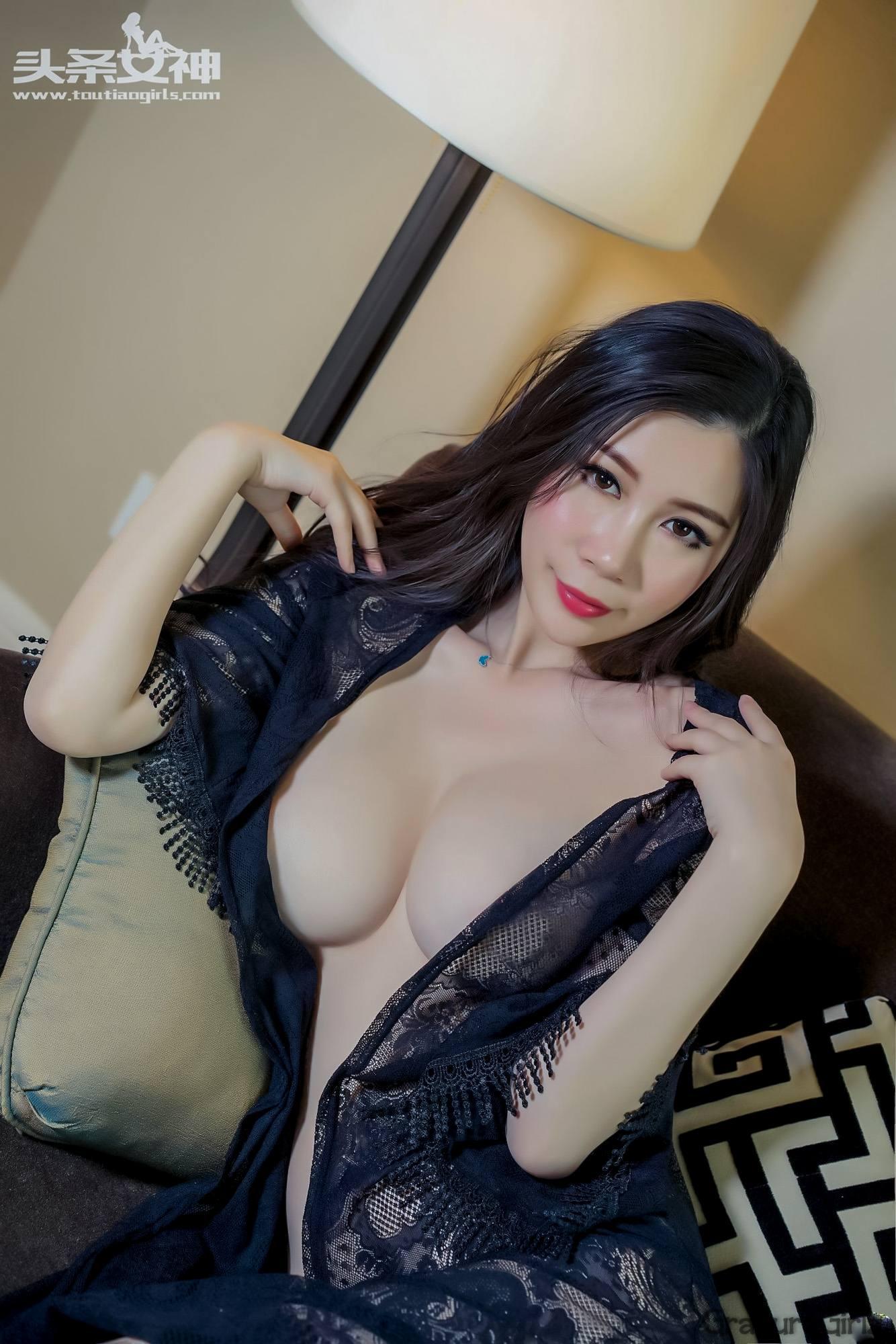 Tian Niu 田妞 Toutiao头条女神 NO.041