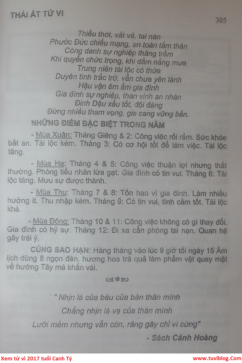 Canh Ty 1960 nam mang