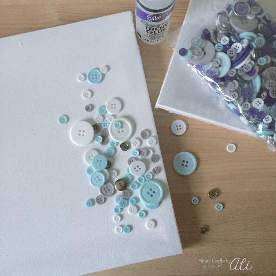 3 crafting supplies to make easy snowflake