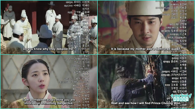 king lee young knew people do not respect him as he was the son of dethrone queen - Rebel: Thief Who Stole the People: Episode 10 Preview