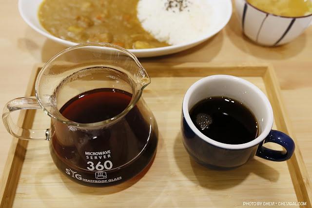 MG 2440 - 台中咖啡│依然珈琲所,火車站隱藏版咖啡廳新開幕,超人氣咖哩飯每日限量發售!