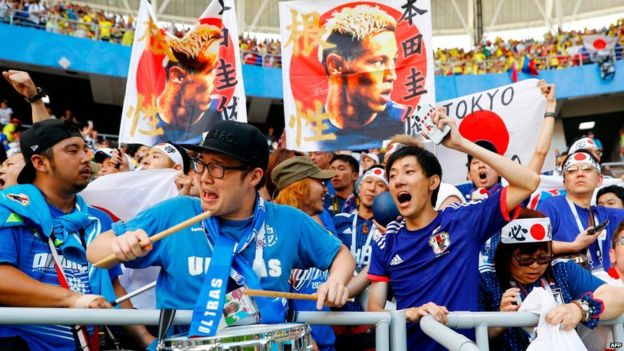 Japan and it's Football