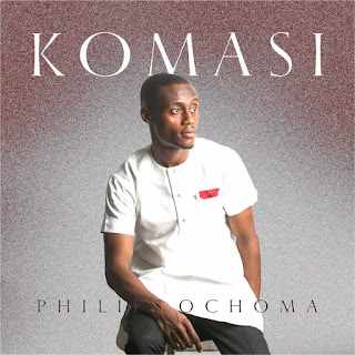 Philips Ochoma Graces His New Single, 'KOMASI' with a Corresponding Poem