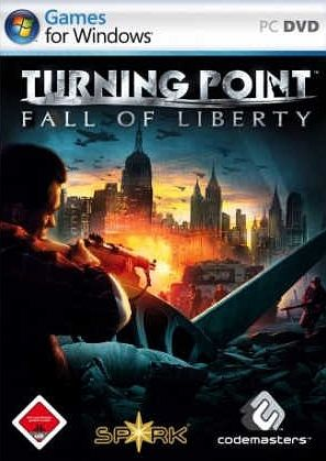 Descargar Turning Point Fall of Liberty pc full español por mega y google drive