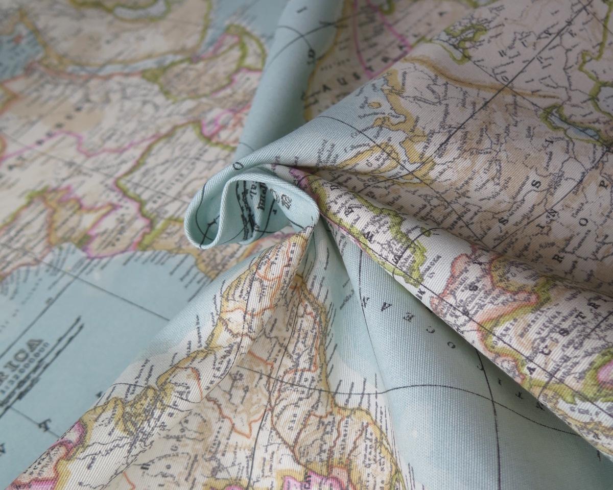 Roc o d az g mez de la palabra mapa y la etimolog a de - Telas de la india online ...