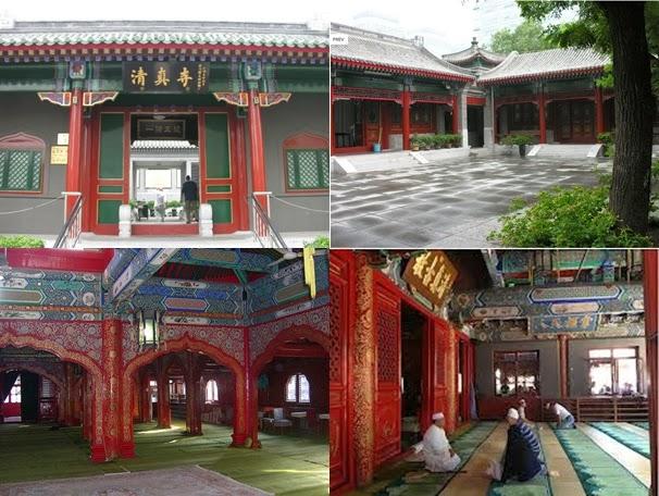 paket tour china muslim
