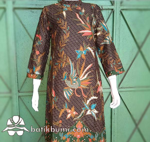 Tunik Batik Peksi Latar Truntum