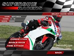 تحميل لعبة سباق الدراجات النارية - download superbike racers