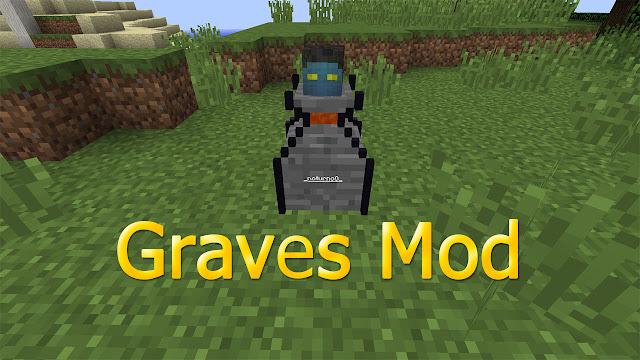 Graves Mod 1.10.2