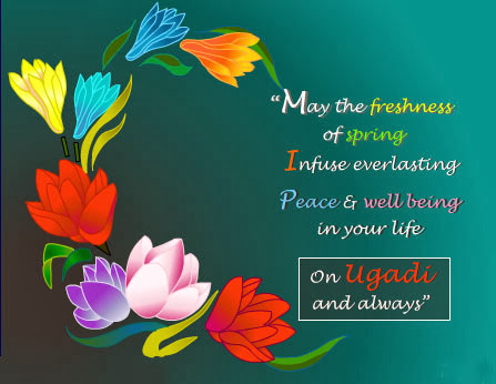 may the freshness of spring Infuse everlasting peace and well being in your life