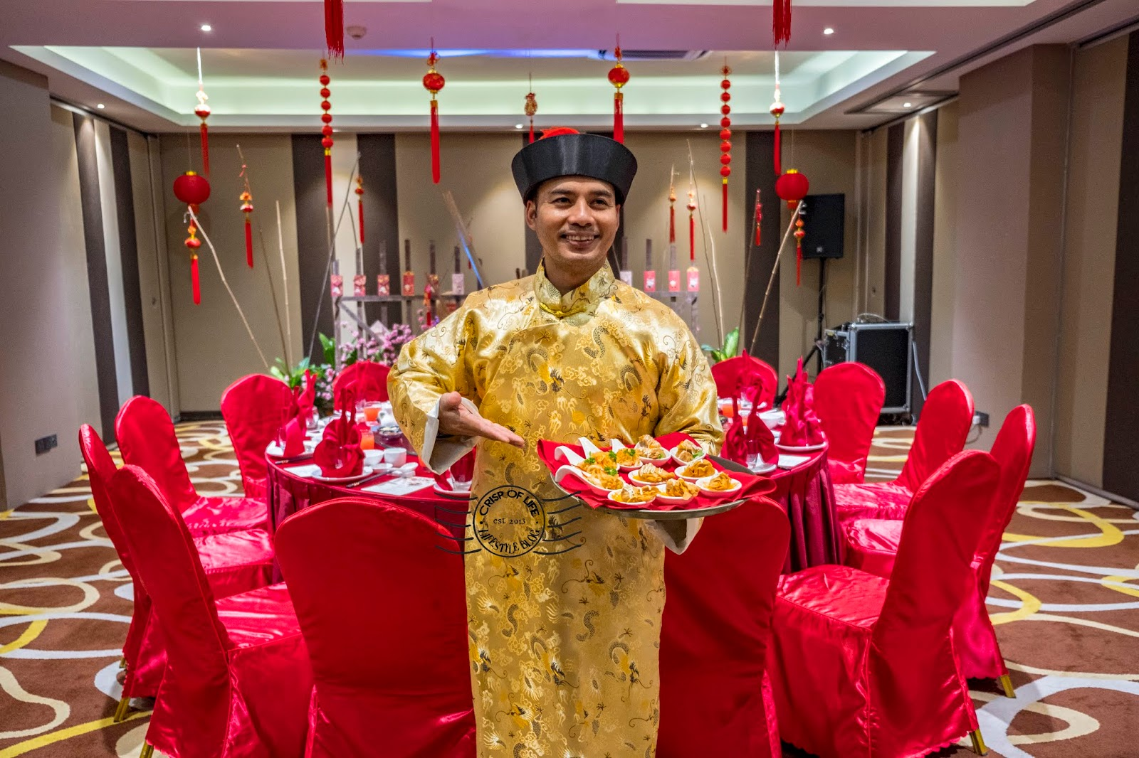 Chinese New Year 2019 Menu - Poon Choi & Course Dinner by Iconic Hotel, Penang