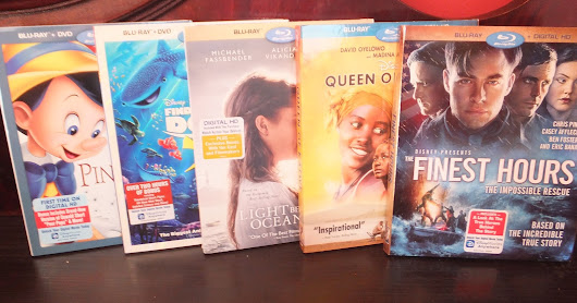 Movies Galore Giveaway!
