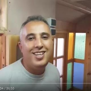 فيديو للبطل جمال ماريلاند بكاميرا و تعليق يوسف الصديقي