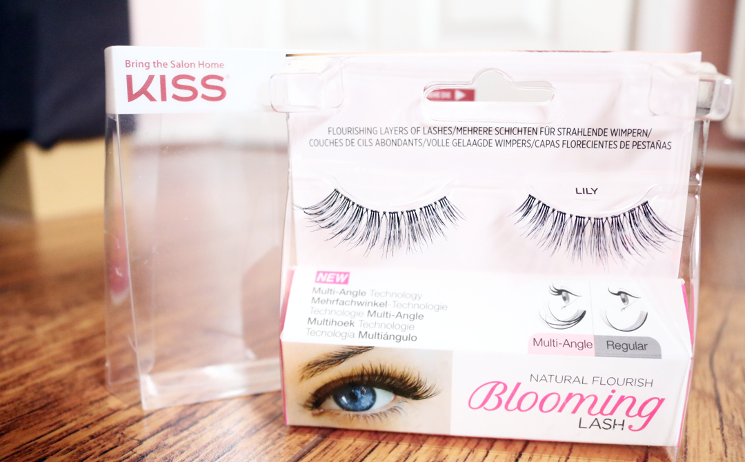 KISS Blooming Lash in Lily review