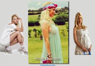 Nicole Neumann Embarazada