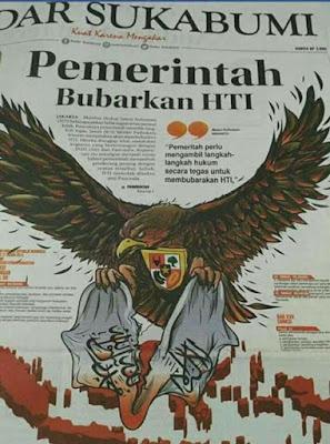 Radar Sukabumi Dinilai Menghina Islam