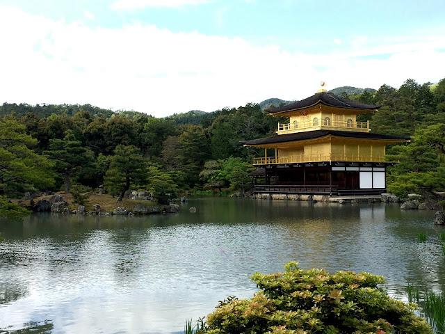 日本遊記 - 京都自由行2天遊 (上) (京都水族館, 金閣寺, 八坂神社)