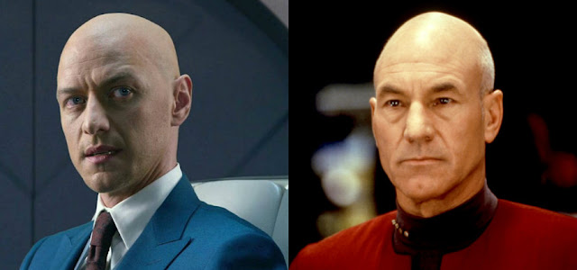 'Star Trek': James McAvoy gostaria de interpretar o jovem Jean-Luc Picard