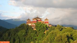 Cover Photo: Kopan Monastery