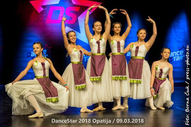 DanceStar 2018 Opatija @ Centar Gervais 09.03.2018