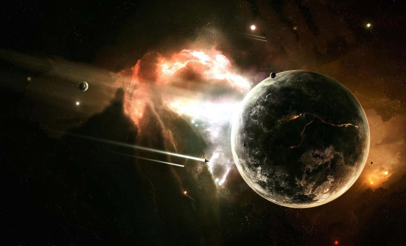 Explore Space Online