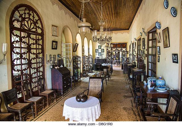 Braganza Heritage House Chandor Goa Navrang India