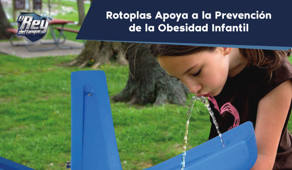 Rotoplas Apoya la Prevención de la Obesidad Infaltil