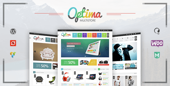 VG Optima v1.0 – MultiStore WordPress WooCommerce Theme